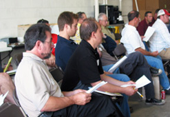 Contractor Training Workshop Group