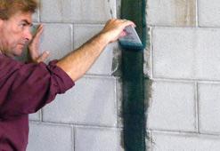 Contractor Training Workshop Strap Installation